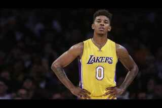 Bill Plaschke's Wakeup Call: Let the Lakers circus continue!