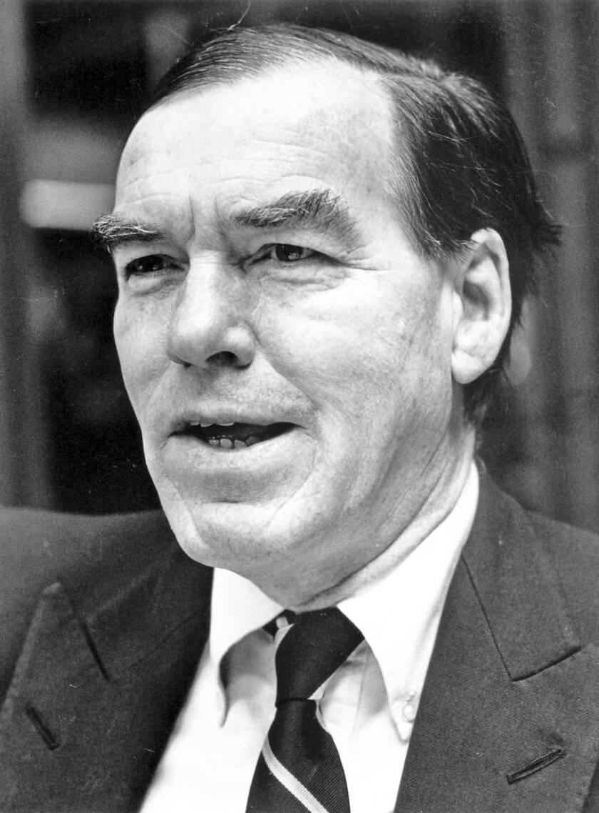John Keegan dies at 78; military historian wrote 'Face of Battle'