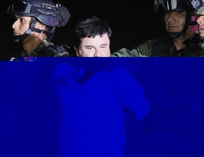 """El abogado del narcotraficante Joaquín """"el Chapo"""" Guzmán, José Refugio Rodríguez, explicó hoy a Efe que espera que en enero la Suprema Corte de Justicia de la Nación (SCJN) atraiga el juicio de extradición del capo, luego de un nuevo amparo interpuesto hace diez días por su defensa. EFE/ARCHIVO"""