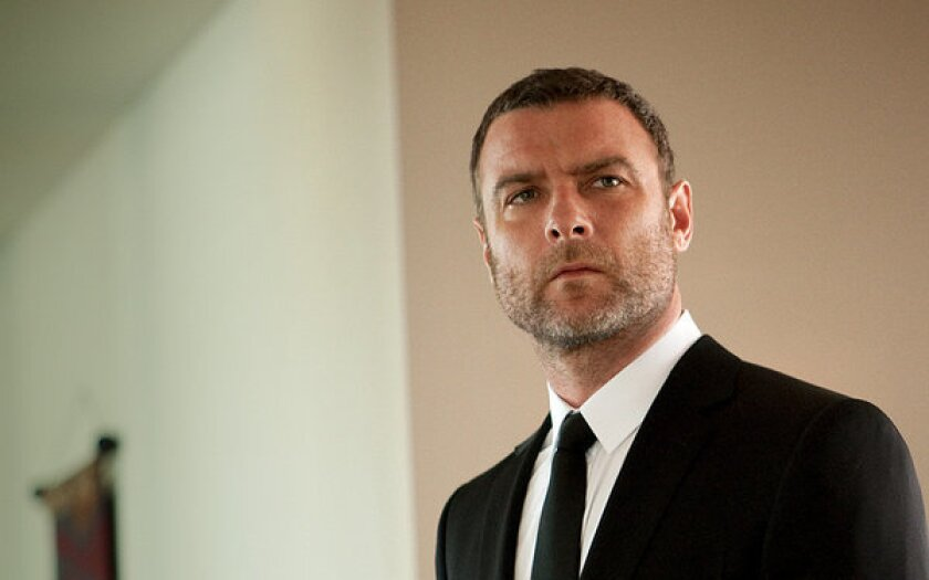 """Liev Schreiber, star of Showtime's upcoming """"Ray Donovan."""""""