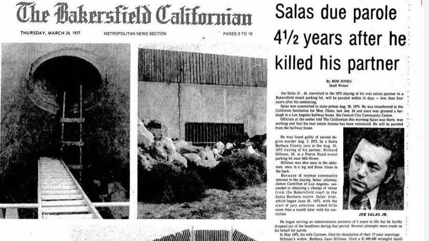 Historic headline