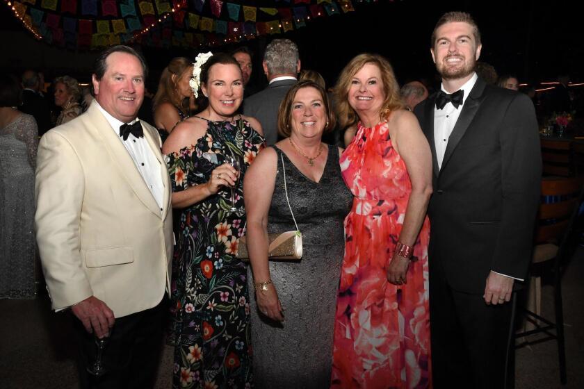 Tom and Elaine Murphy, Annette Bradbury, Cathy Carroll, Brett Carroll