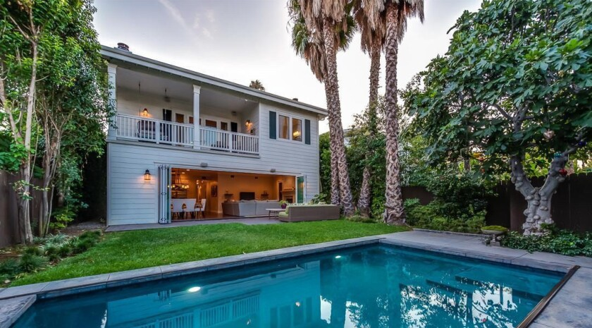 John Henson's Studio City home   Hot Property