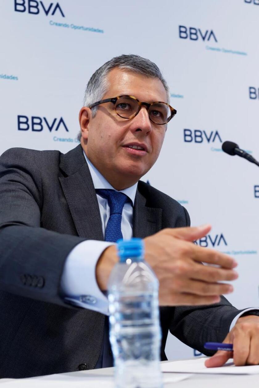 BBVA sugiere a México suavizar su meta fiscal para impulsar el crecimiento