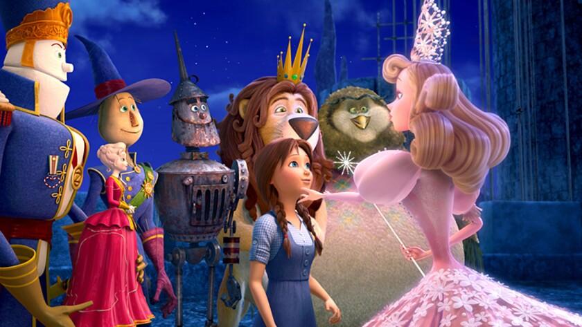 'Legends of Oz: Dorothy's Return'