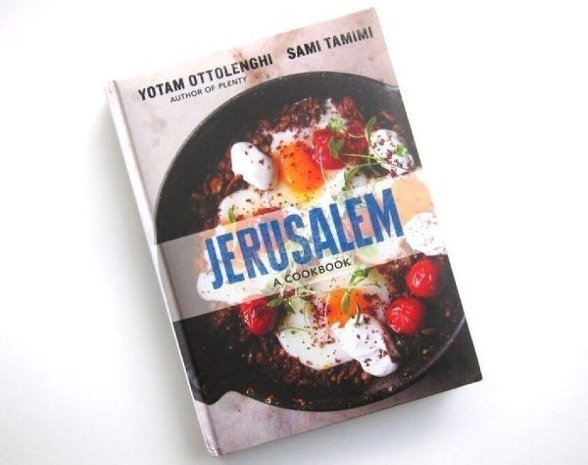 Ottolenghi and Tamimi's 'Jerusalem' named best cookbook by IACP