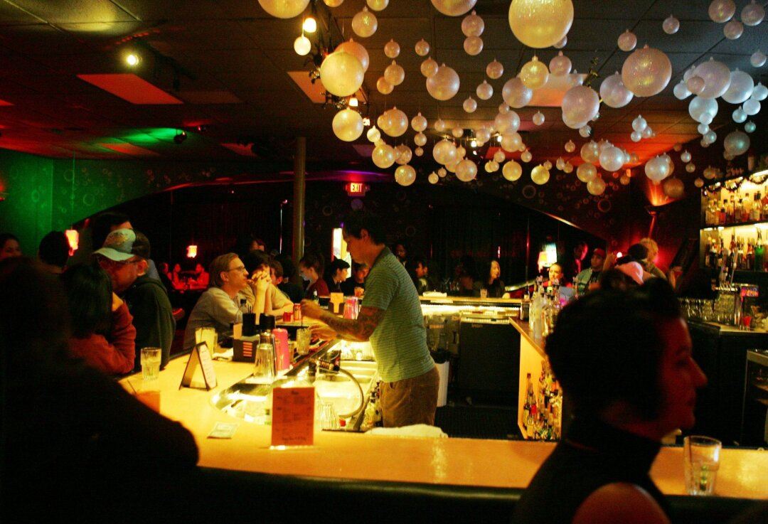Bar Pink in North Park