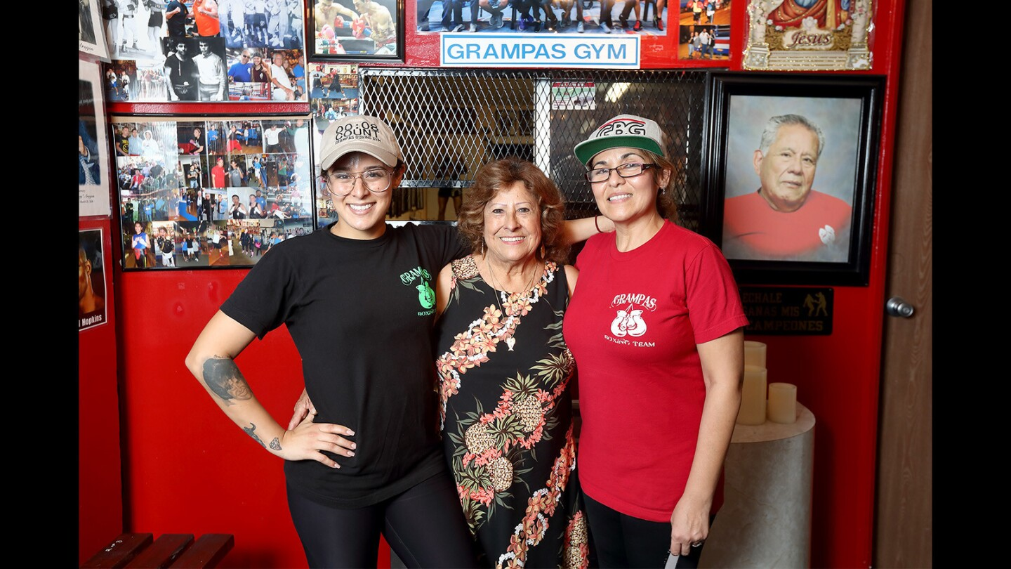 Photo Gallery:  Grampas Boxing Gym in Westminster