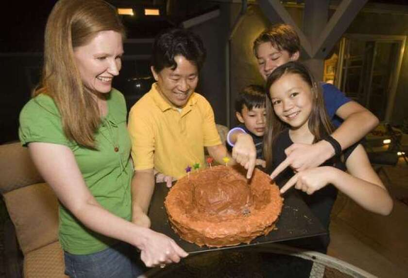 Life on Mars time for JPL scientist and his family