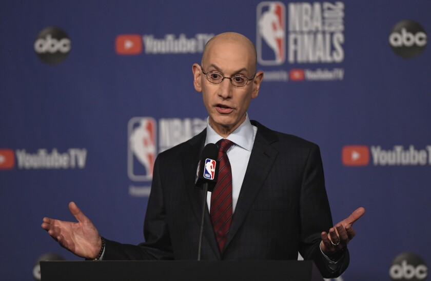 NBA Tampering Basketball