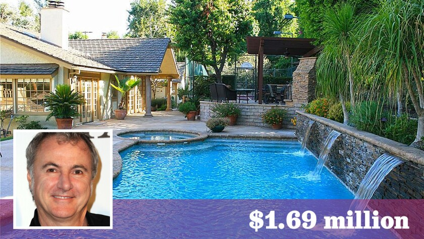 Musician Garry Beers has paid $1.69 million for a home on about half an acre in Tarzana.