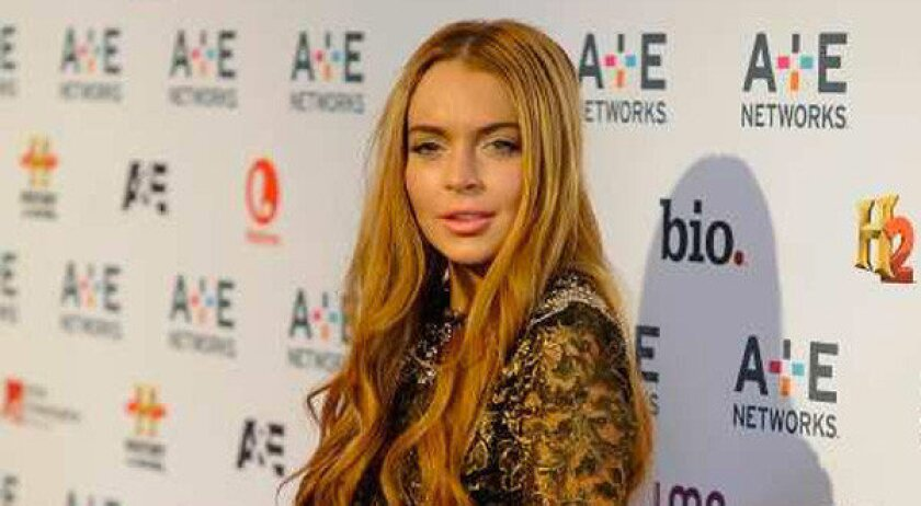 More trouble for Lindsay Lohan in New York