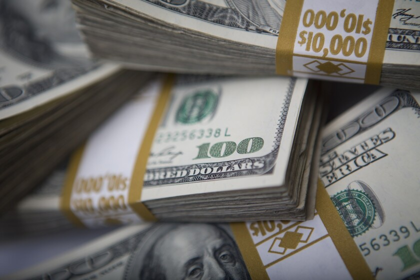 Quarterly profits at the nation's banks and thrifts have risen 17 out of the last 18 quarters as the industry slowly recovers, the FDIC says.