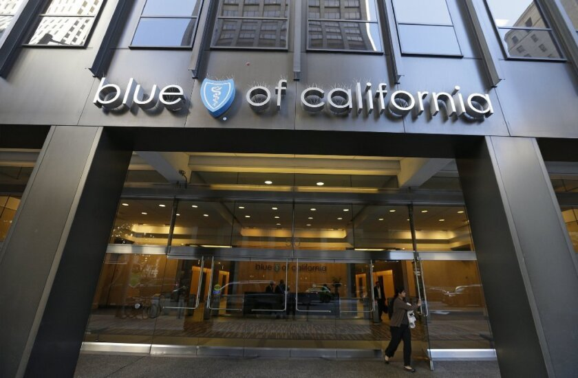 Blue Shield of California faces state hearing Monday