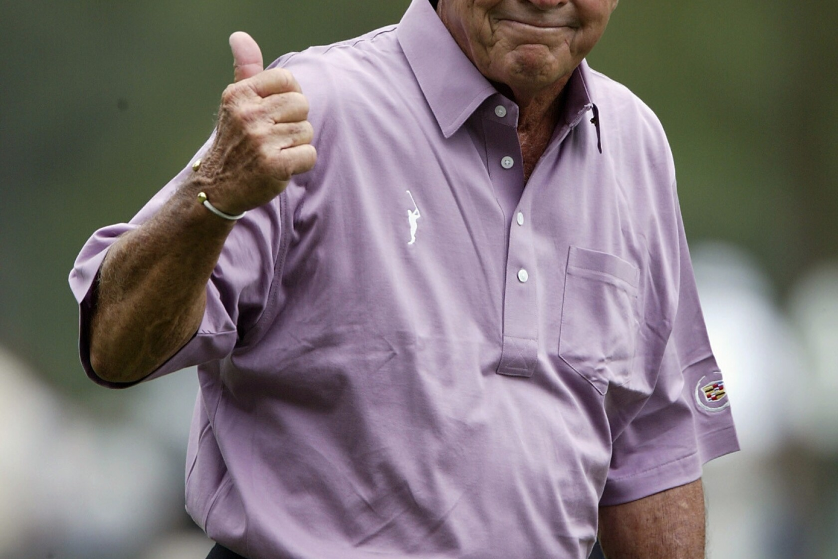 Arnold Palmer invented pro golf as it exists today': The sport's