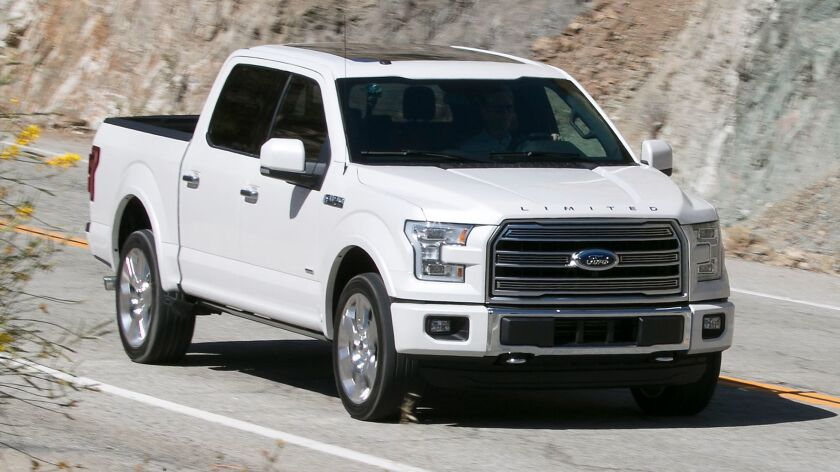 Ford's F-Series pickup remained the bestselling vehicle in America in 2016, with 820,799 trucks sold.