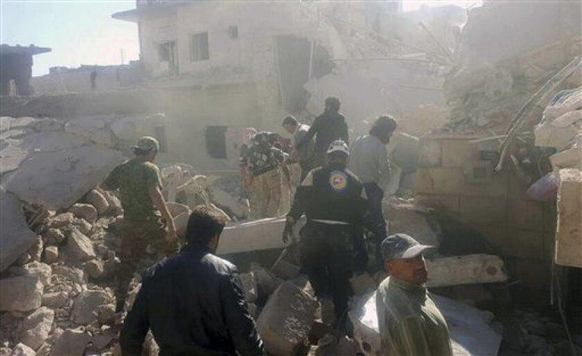 Rusia ofreció hoy protección militar a la Organización por la Prohibición de Armas Químicas (OPAQ) para que envíe a sus expertos en una misión a la ciudad siria de Alepo con el fin de investigar el posible uso de armas químicas por parte de las fuerzas de la oposición.