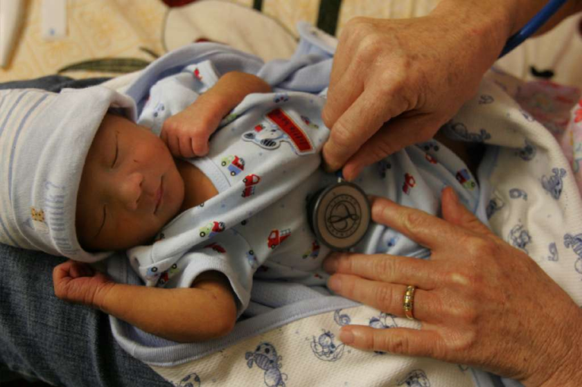 The rate of infant deaths in the United States is still much higher than for most other developed nations, a new CDC report says.