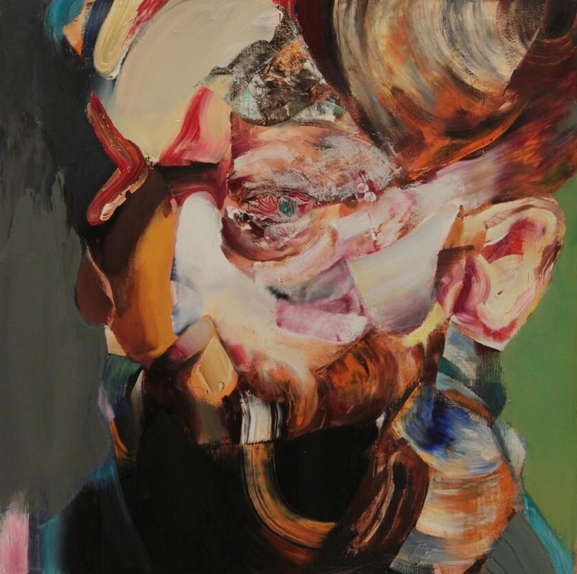 "Adrian Ghenie, ""Degenerate Art 3,"" 2015"