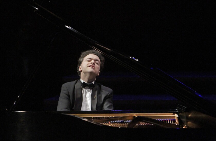 Music review: Evgeny Kissin puts distinct Russian stamp on Schubert