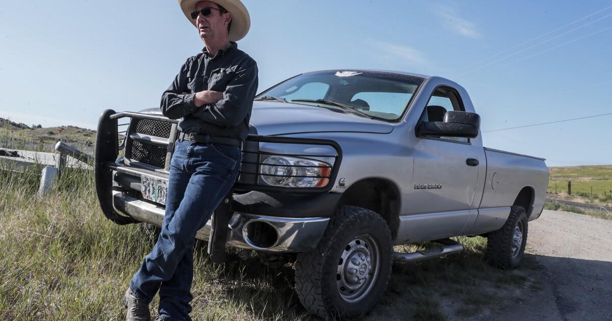 As drought slams California and Oregon, Klamath farmers grow fish to quell a water war