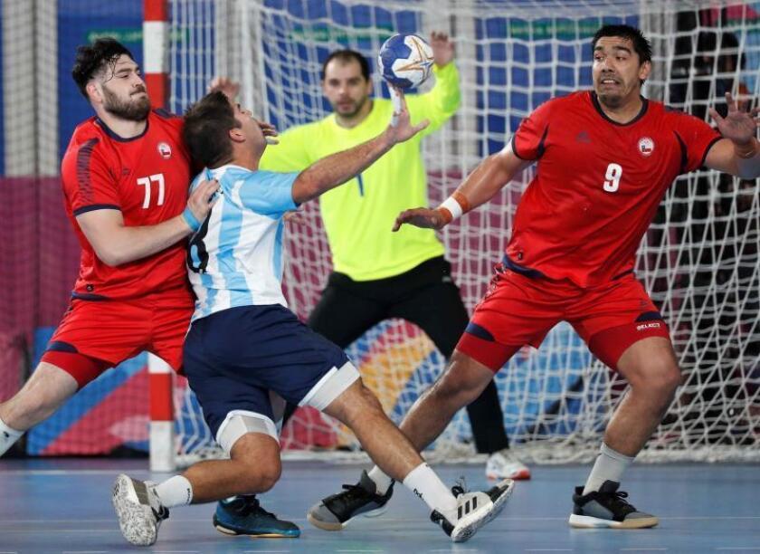 31-27. Diego Simonet lleva a Argentina al oro panamericano y a Tokio 2020