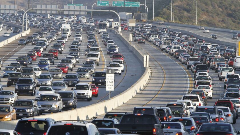 Expect crowded highways as record numbers of people get away for the Fourth of July holiday weekend, the Auto Club of Southern California says.
