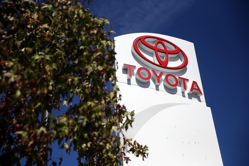 Toyota settles sudden acceleration case