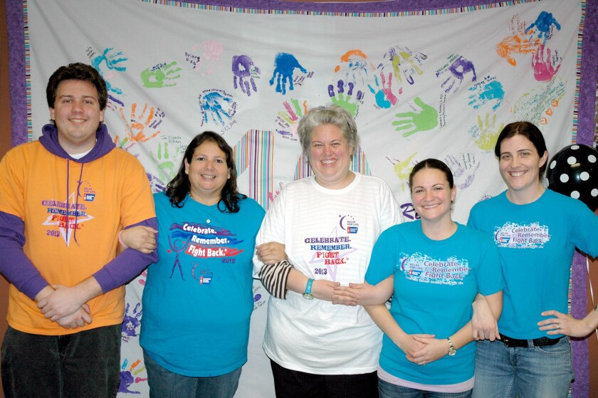 Community: Society warms up for its upcoming relay race