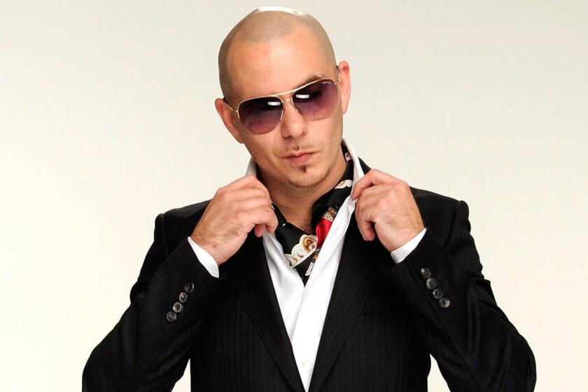 El rapero estadounidense de origen cubano Pitbull cobró casi un millón de dólares por cantar en una fiesta privada de quince años en Texas.