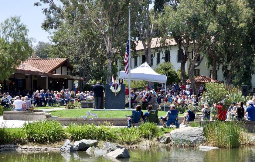 Rancho Bernardo - Memorial Day - 5/28/2018