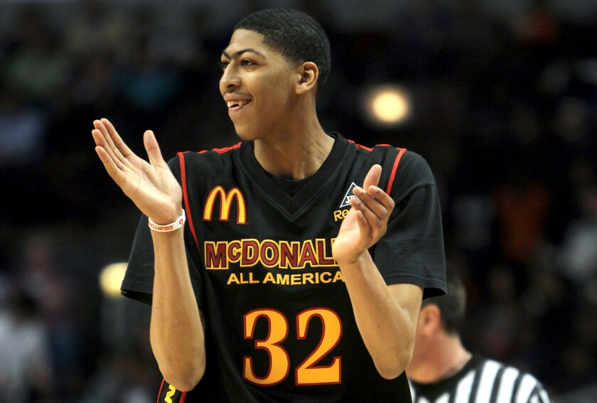 Lakers star Anthony Davis took root from humble beginnings in Chicago