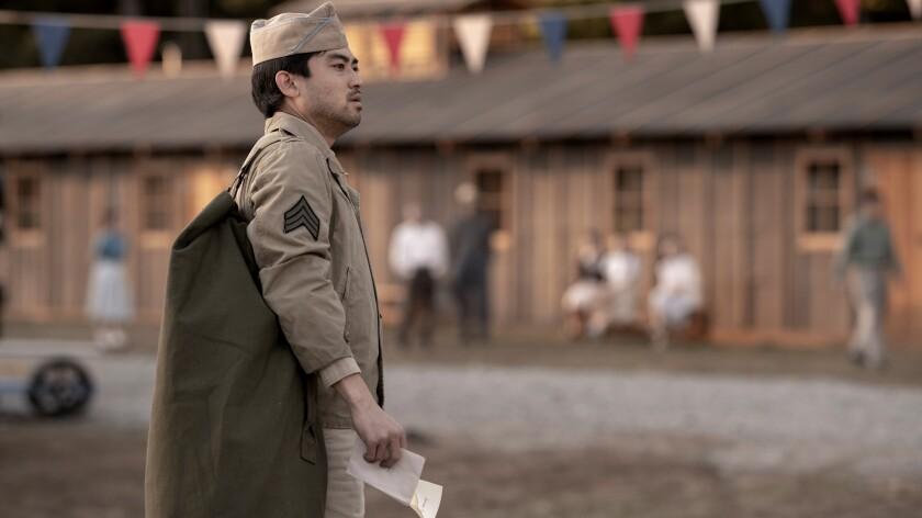 """Derek Mio in """"The Terror"""" on AMC."""