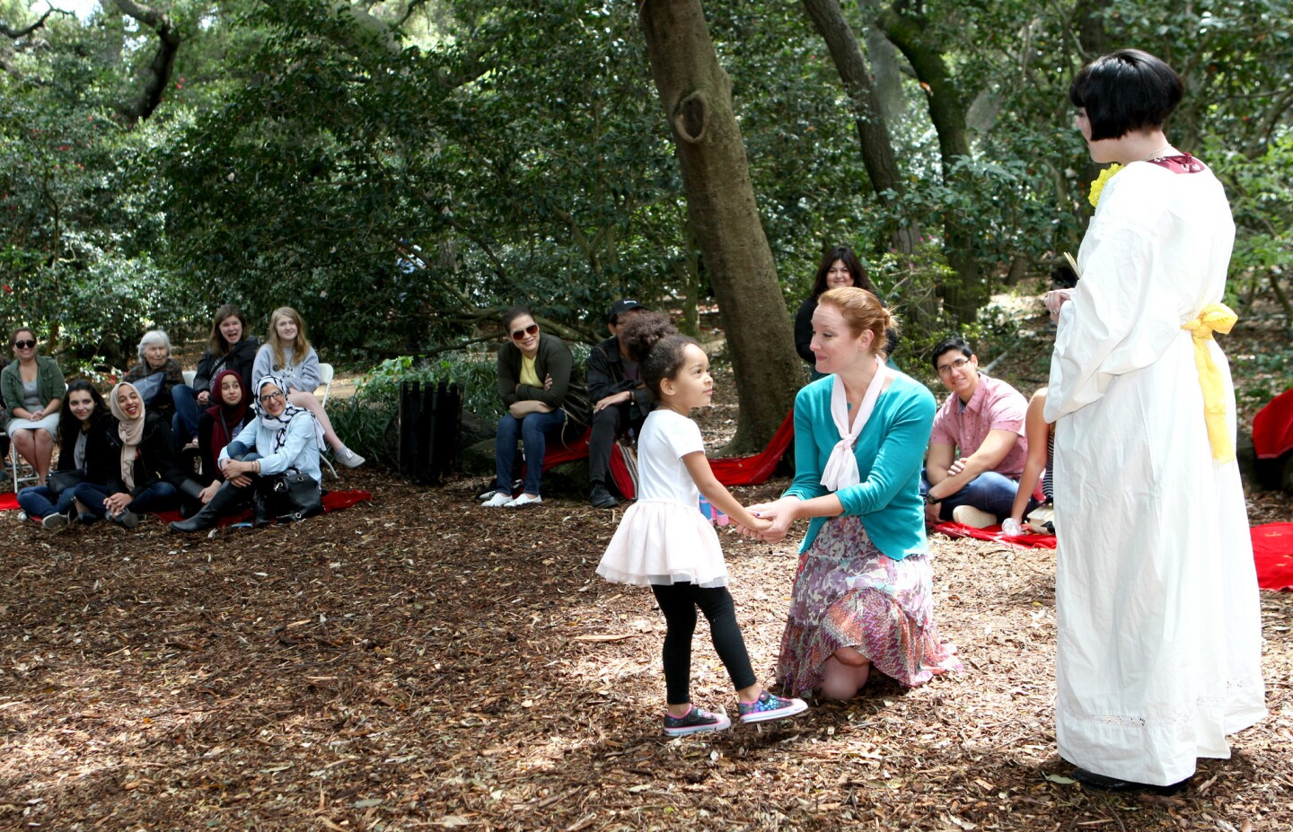 Photo Gallery: Ensemble Shakespeare Theater performs at Descanso Gardens