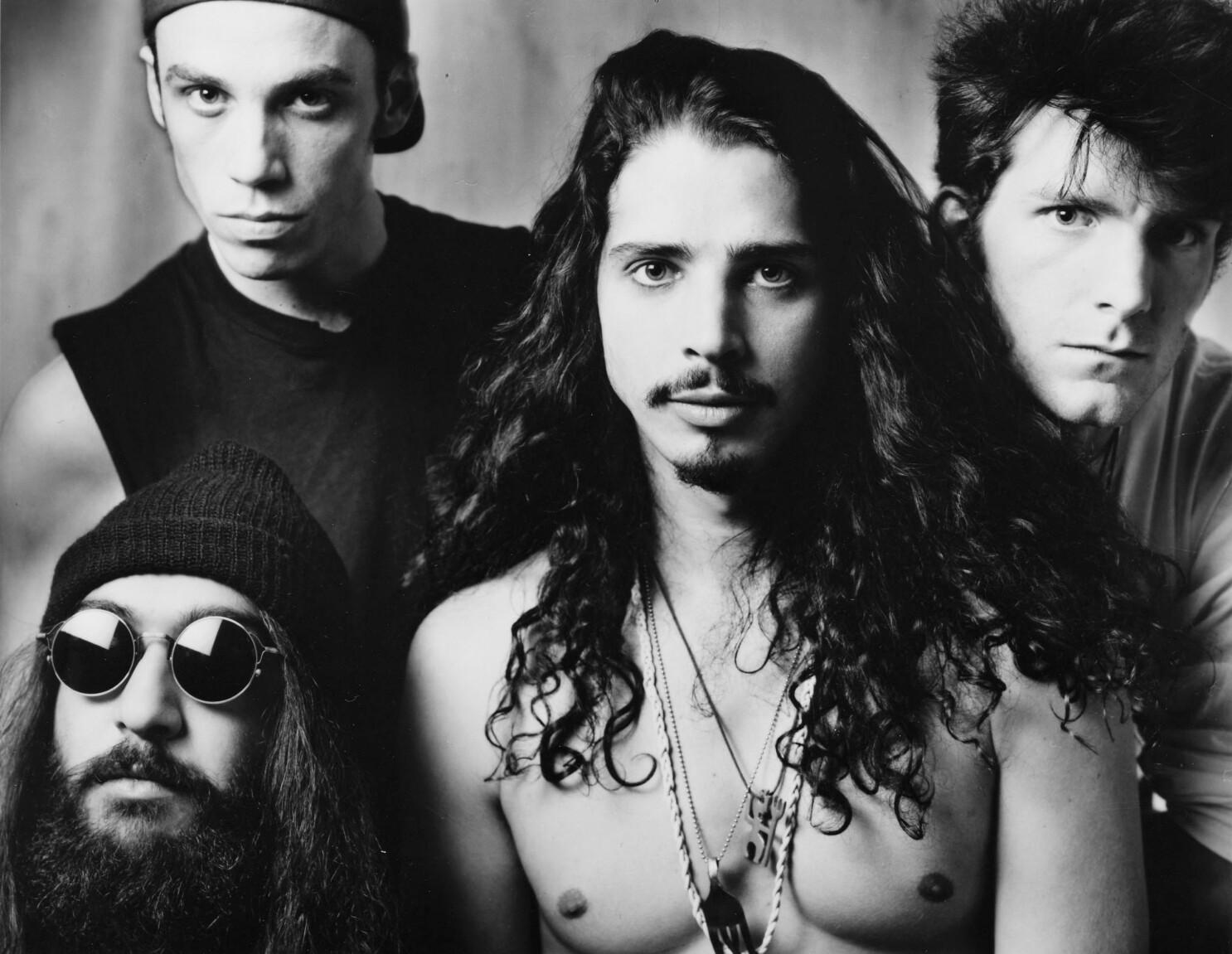 Soundgarden, Judas Priest, Whitney Houston, Notorious B.I.G. among 2020 Rock Hall of Fame nominees