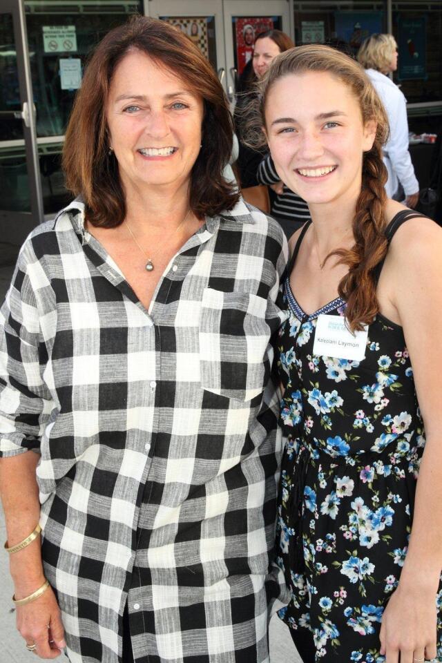 Julie and Kaleolani Laymon (Pursuing Dreams Through Envision Award)