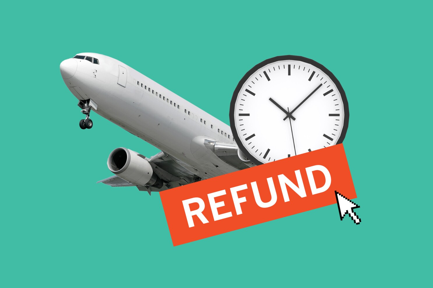 How one man grappled with COVID-19 airline refunds - Los Angeles Times