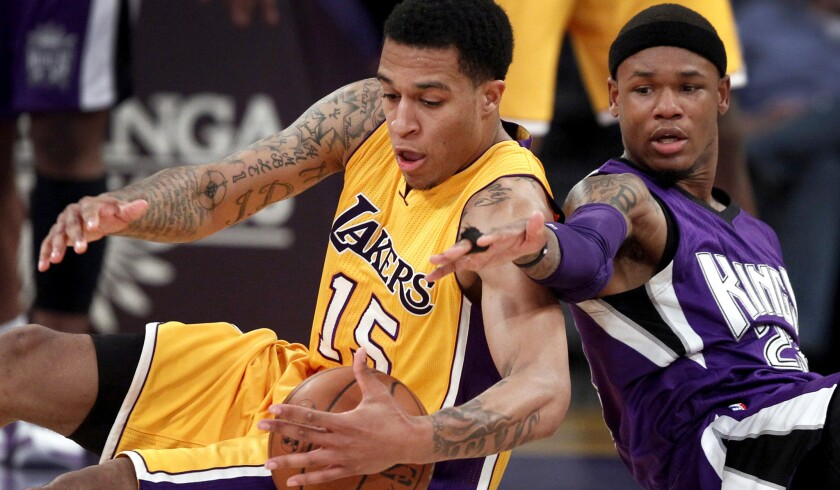 Lakers to pay either World Peace or Brown for two days of salary