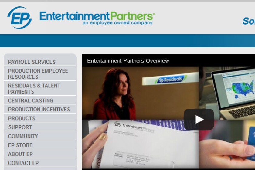 Entertainment Partners expands into Puerto Rico - Los