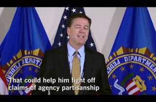 LA 90: What will the future hold for FBI Director James Comey