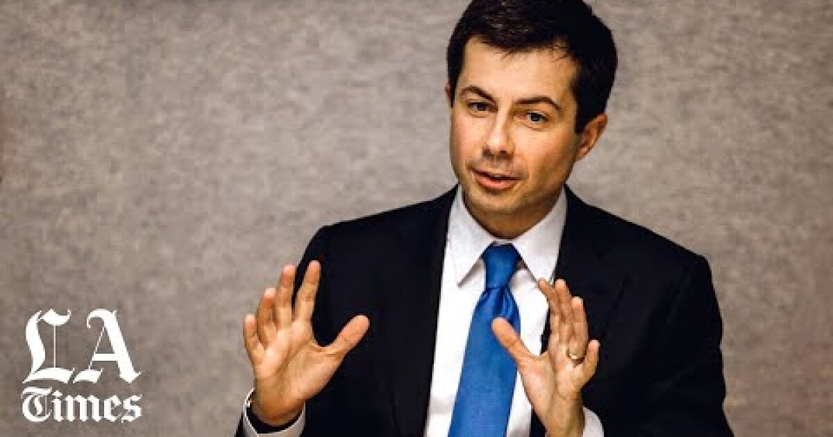Q&A: Pete Buttigieg on the monumental task of cleaning up Trump's mess