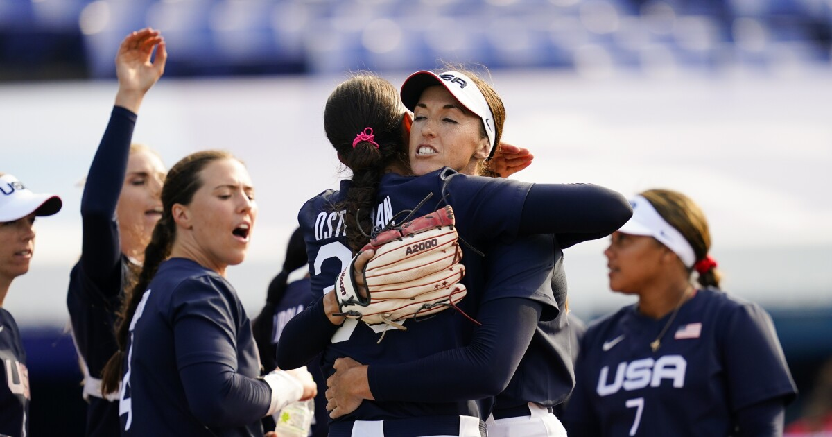 After 13 years, Cat Osterman and Monica Abbott yearn for a golden chance at revenge