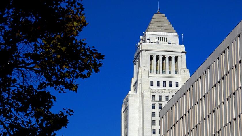Real estate company faces $71,000 fine over L.A. campaign donations