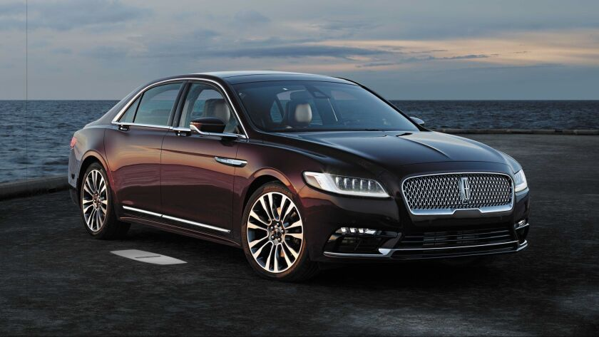 The reborn Lincoln Continental has the refinement and conveniences of a global luxury flagship.