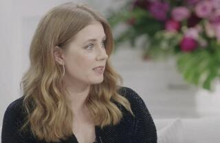 Amy Adams on playing a real-life figure in 'Vice'