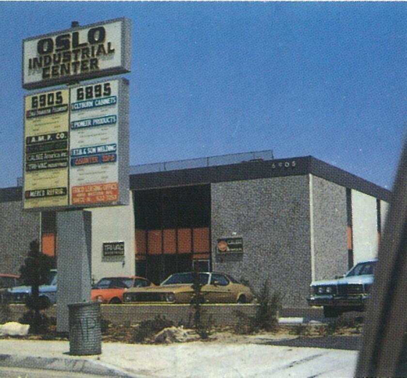 ブエナパークに位置し、Calbeeの最初のアメリカの事務所。