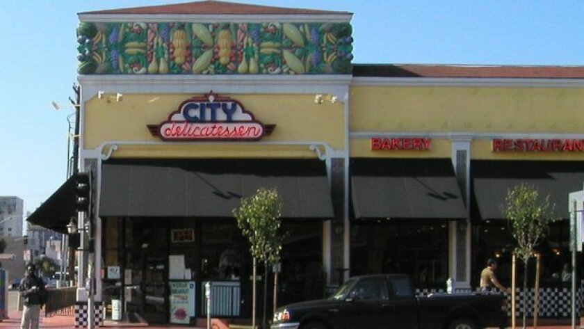 City Deli opened in Hillcrest in 1984. It became Harvey Milk's American Diner after it was sold in 2013.