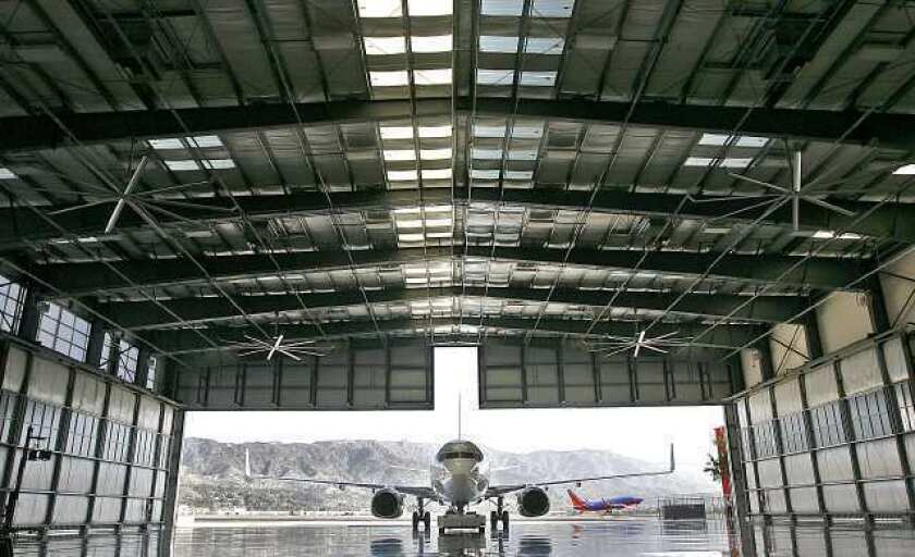 Bob Hope Airport scores with film production companies