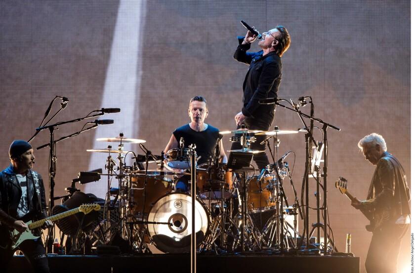 Nueva gira de U2