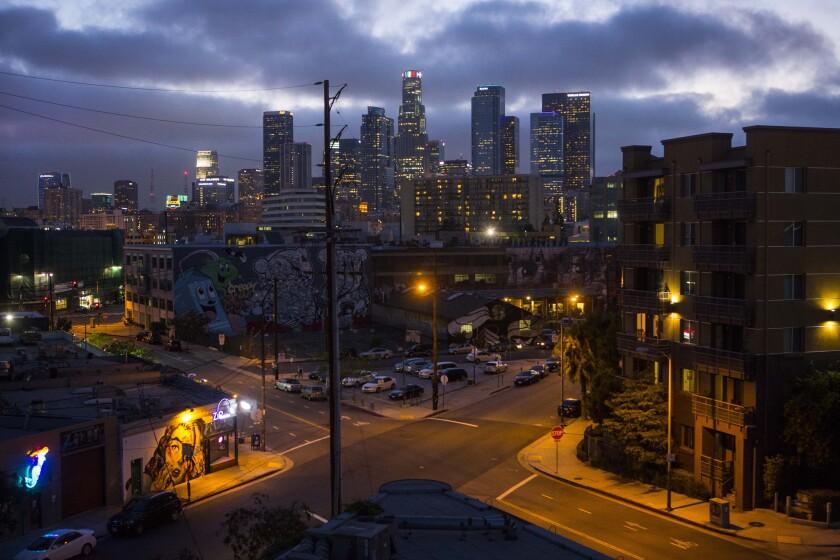 The L.A. Arts District